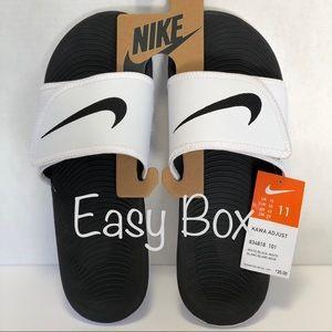 men's kawa adjustable slide sandals