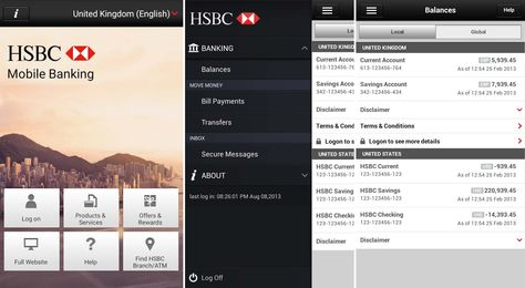 HSBC Mobile Banking | HSBC Mobile Banking in 2019 | Android apps