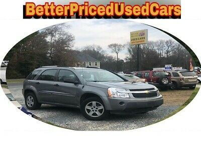 Ebay Advertisement 2006 Chevrolet Equinox Ls 2006 Chevrolet