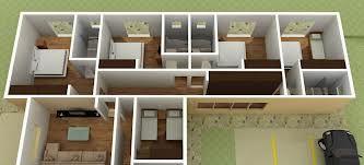 Projetos De Casas Pequenas Com 3 Quartos 10 Projetos Para