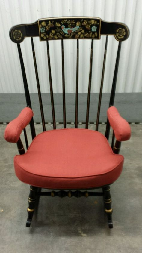 Vintage Rare Ethan Allen Rocking Chair   Special Order | Rocking Chairs And  Vintage