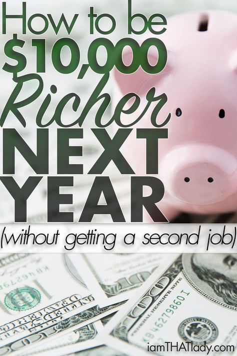 How to be $10,000 Richer This Year