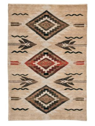 Pendleton Woolen Mills: FATHER'S EYES RUG...I love this rug.