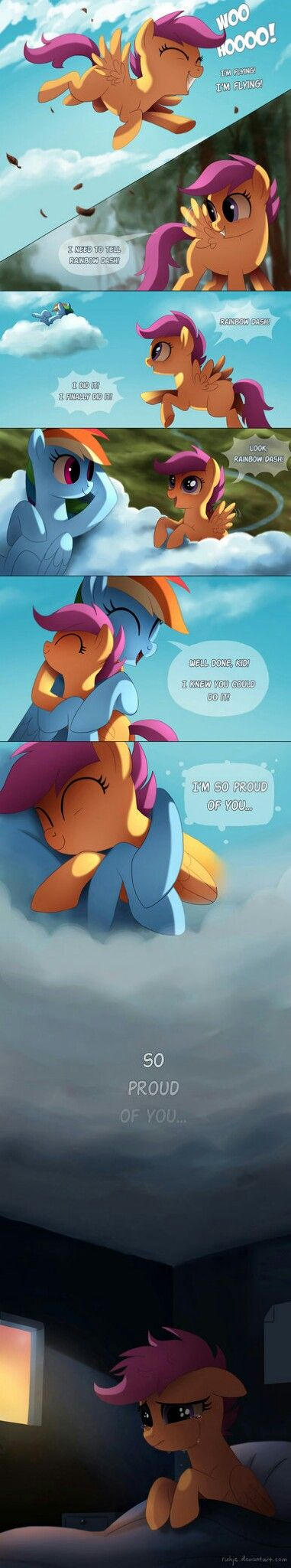 140 Rainbow Dash And Scootaloo Ideas Rainbow Dash Rainbow My Little Pony Why her wings are two small has not been definitively answered. 140 rainbow dash and scootaloo ideas