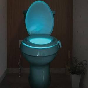 Toliet Lamp Toilet Night Light Toilet Seat