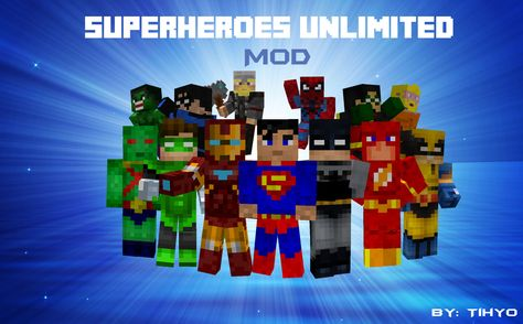 Superheroes Unlimited Mod V 3 5 1 The Guardians Of The Galaxy