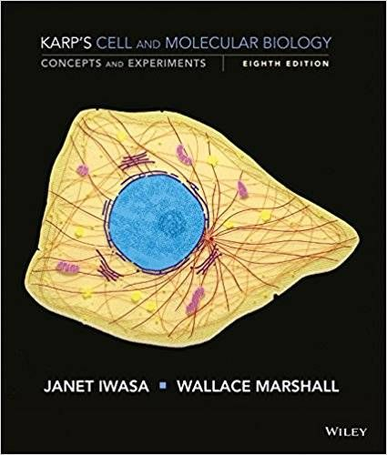 Karp's Cell and Molecular Biology 8th Edition (E-Book, PDF