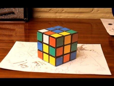 ▶ Amazing Anamorphic Illusions! - YouTube
