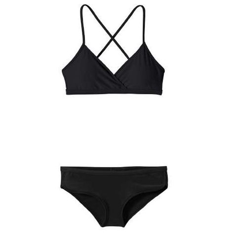 Patagonia Kupala Top / Paries Bottom Swim Suit - Best suit ever, actually stays on swimming paddling  anddd surfing