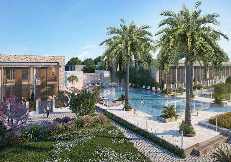 صور فيلا للبيع في دبي في مجمع فلل في وادي الصفا ب قسط شهري 8 آلاف درهم فقط 3 Villa Home Buying Around The Worlds