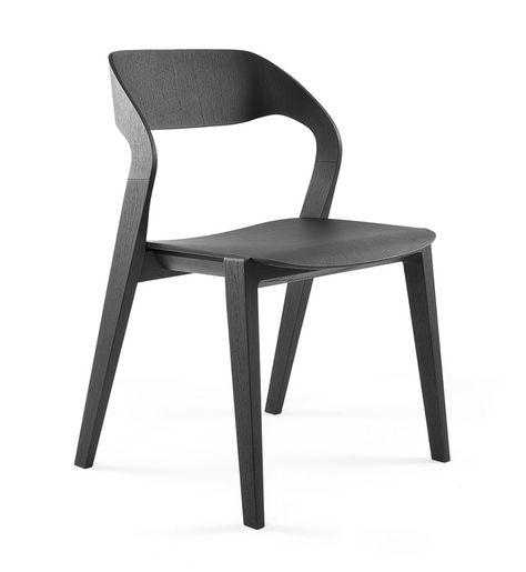 Sedie In Legno Per Alberghi.Sedie Legno Design Sedie Impilabile Legno Sedia Minimale Albergo