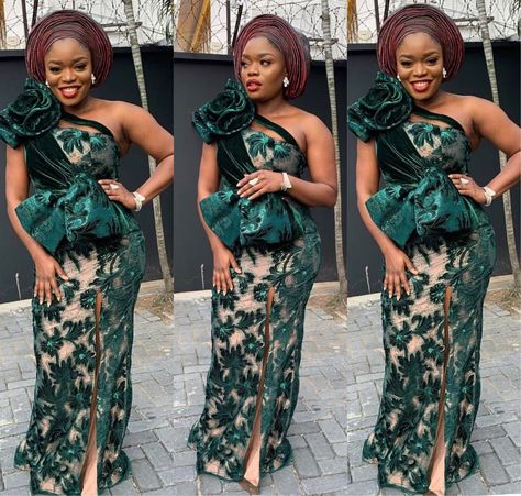 Asoebi inspiration owanbe wedding guests styles