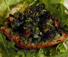 recettes: escargots: Escargot petit gris de Namur
