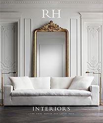 Oversized mirror behind sofa | Inredning | Pinterest | Oversized ...