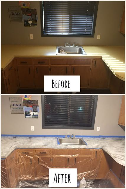 How To Resurface Laundry Room Countertops With Images Diy