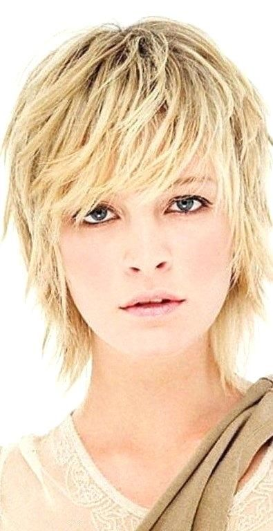 Image Result For Messy Shaggy Short Haircuts Short Shag Hairstyles Messy Hairstyles Hairstyles Haircuts