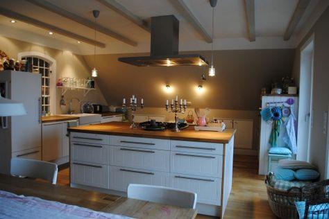kücheninsel Kücheninsel, Dachschräge und Skandinavisch - team 7 küche gebraucht