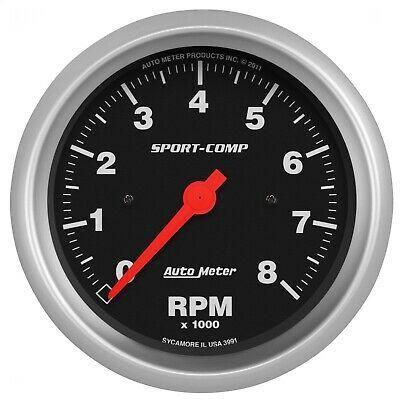 Sponsored Ebay Autometer 3991 Sport Comp In Dash Electric Tachometer In 2020
