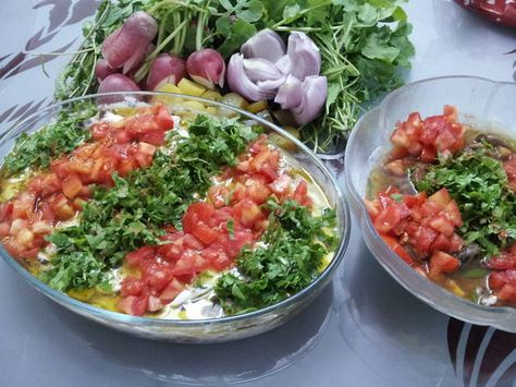 طريقة عمل فول مدمس سوري بالصور من مدام جمال Recipe Syrian Food Middle Eastern Recipes Food