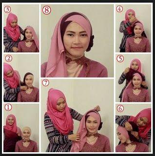 Cara Memakai Hijab Untuk Perpisahan Sekolah Sma Hijab Kursus