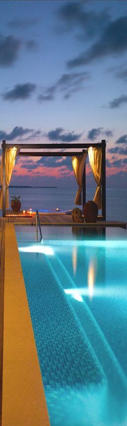 Private Island Villa / Velaa Private Island Maldives   The House of Beccaria~