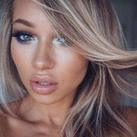 Frisuren Stil Haar Neueste Haarfarbe 2017 Trends Und Styles