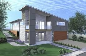 Image Result For Contemporary Nz House Plans Split Level House Styles Split Level Home Designs Split Level House
