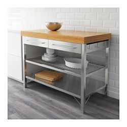 Rimforsa Banco Da Lavoro Ikea Carrelli Pinterest кухня