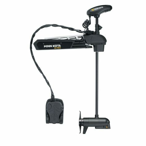 Minn Kota Ultrex 112 Mdi Trolling Motor With I Pilot And Bluetooth 1368871 Minnkota Trolling Motor Minn Kota Transducer