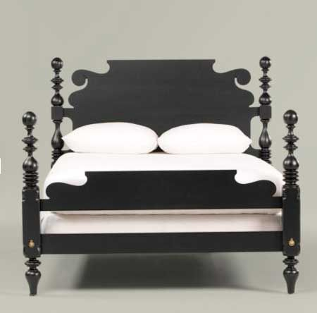 Ethan Allen Quincy Cannonball Bed $1800 | Bedroom | Pinterest | Black Beds,  Bedrooms And Master Bedroom