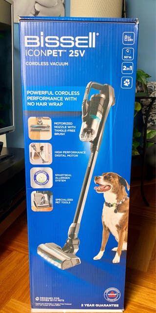 Bissell Icon Pet Aspiradora De Mano Inalambrica De Segunda Mano