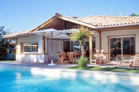 Location prestige avec piscine privée Gruissan - Locasun Vacances