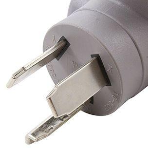 Ac Works Ev1030ms Ev Charging Adapter Nema 10 30p 3 Prong Dryer Plug To Tesla Ev Charging Dryer Plug Plugs Dryer Outlet