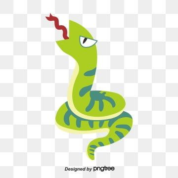 Cartoon Green Speaking Snake Animal Cartoon Vectors Png And Vector With Transparent Background For Free Download Snake Illustration Cartoon Styles Cartoon Painting