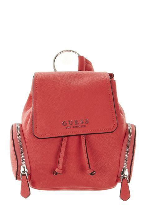 Image1 of Guess Sally Small Backpack   Guess handbags, Small