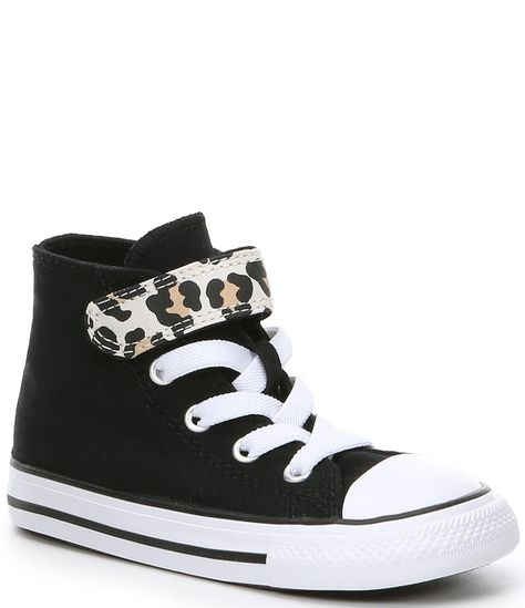 Converse Girls' Chuck Taylor All Star High Top Sneakers