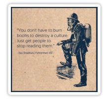 Ray Bradbury: Stickers