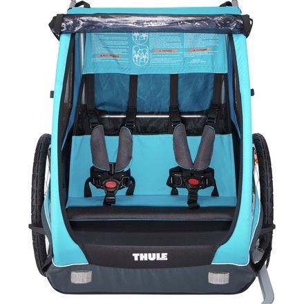 Thule Chariot Coaster Xt Bicycle Trailer Kit Stroller Kit In