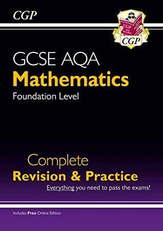 Pdf Free New Gcse Maths Aqa Complete Revision Practice Foundation Grade 9 1 Course With Onlin Gcse English Language Gcse Math Gcse English
