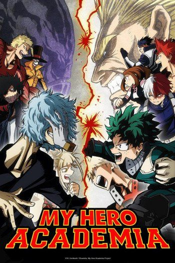 My Hero Academia 3 Anime Planet In 2020 My Hero Academia My