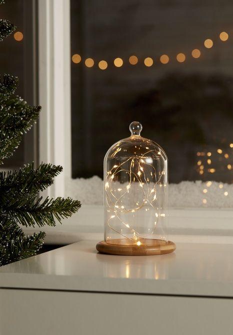 Aussi Simple Que Jolie Cette Petite Idee Deco A Petit Prix Saura Illuminer Vos Tables De Fetes Ou Votre Interieu Guirlande Lumineuse Guirlande Decoration Noel