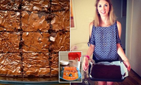 One for the convenience cooks among you, this viral recipe for making chocolate cake from just Nutella, flour and eggs is surprisingly delicious.