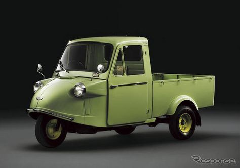 Daihatsu Midget ダイハツ工業 軽3輪トラック ミゼット ダイハツ工業 ミゼット オート三輪