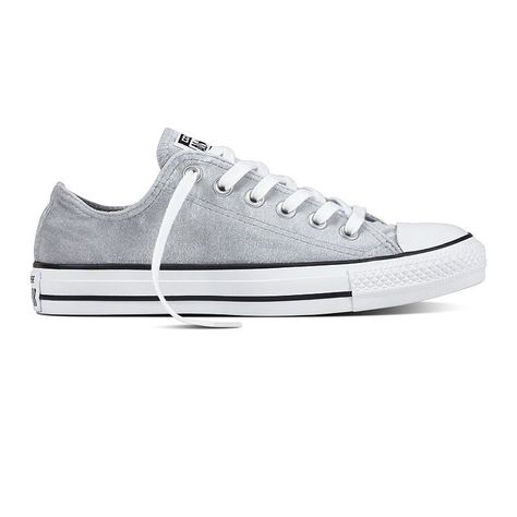 fb2fbca9e84f Converse Chuck Taylor All Star Velvet Womens Sneakers
