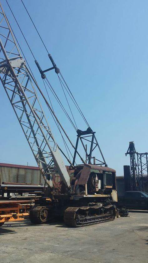 Old Northwest Crane Crane Construction Crane Machine Construction Equipment