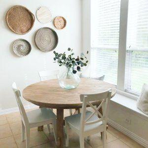 Toscana Round Extending Dining Table Seadrift In 2020 Circular