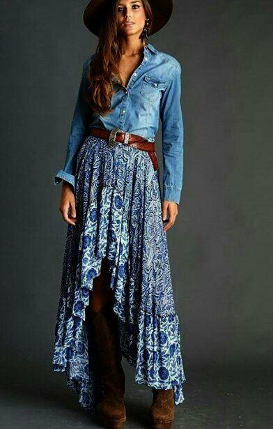 Designer Boho Dresses