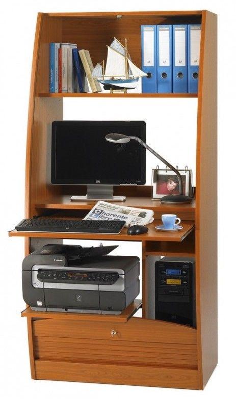 Monarch Specialties Inc Coates Peninsula Computer Desk Finish Dark Taupe Mobilier De Salon Maison Boiserie