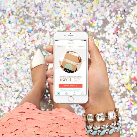 Stitch Fix Mobile App