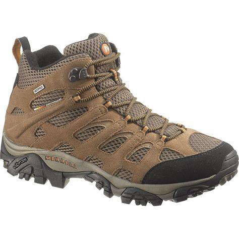 Moab Mid Waterproof Shoe (Men's) #Merrell at